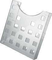 helit Folderhouder Enkel A4 Transparant