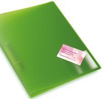 herma 1421 Visitekaartje zakken 95 x 60 mm Transparant 24 Stuks