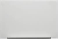 nobo Magnetisch glasbord 1905186 1883 x 22 x 1059 mm Rood