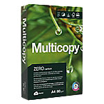 multicopy Zero Multifunctioneel print-/ kopieerpapier A4 80 gram Wit 500 vellen