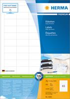 herma Multifunctionele etiketten 4612 Wit 70 x 29,7 mm 200 Vellen à 30 Etiketten