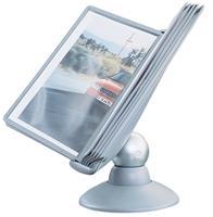 durable Sherpa Motion Displaysysteem Zilver A4 Polypropyleen 33 cm
