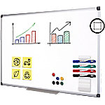 officedepot Office Depot Whiteboard Superior Email Magnetisch 120 x 90 cm