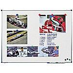 legamaster Whiteboard Premium Plus Email Magnetisch 150 x 100 cm