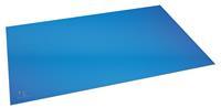 exacompta Bureau onderlegger 601100D Clean'safe Polypropyleen Blauw 58.5 x 0.1 cm.