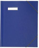 elba Presentatiemap A4 Blauw PVC 28 x 5 x 34,2 cm