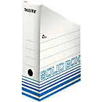 leitz Tijdschriftencassette Solid 900 vel A4 Lichtblauw 10 x 26 x 32 cm 10 Stuks