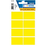 herma Etiket 3691 26x40mm geel (10) Multifunctionele etiketten Geel 25 x 40 mm 10 Pakken à 400 Etiketten