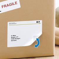 herma Adres Etiketten 10019 Wit Rechthoekig 99,1 x 139 mm 25 Vellen van 4 Etiketten