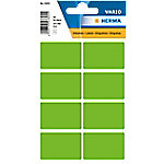 herma Multi-purpose labels 26x40mm green 40 pcs. Multifunctionele etiketten Groen 26 x 40 mm 10 Pakken à 400 Etiketten