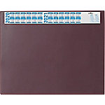 durable Standaard Bureau onderlegger Rood PVC 65 x 52 x 52 cm