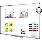 officedepot Office Depot Whiteboard Superior Email Magnetisch 150 x 100 cm