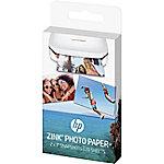hp ZINK zelfklevend fotopapier W4Z13A 51 x 76 mm 290 gram Wit 5,1 x 7,6 cm 20 vellen