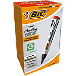 bic Marking 2000 Permanent Marker Medium Ronde Punt Rood 12 Stuks