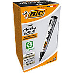 bic Marking 2000 Permanent Marker Medium Ronde Punt Zwart 12 Stuks