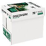 discovery print-/ kopieerpapier A4 75 gram Wit Quickbox Doos van 2500 vellen