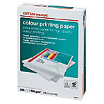 officedepot Office Depot Color Printing Papier A4 160 gsm Wit 250 Vellen