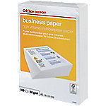 officedepot Office Depot Business print-/ kopieerpapier A5 80 gram Wit 500 vellen