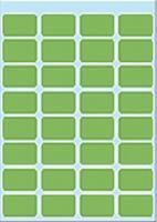 Etiket herma 3645 12 x 19 mm 160 st groen