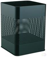 Durable Waste basket metal square 18,5, P 165 mm