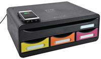 Exacompta Mini Toolbox A4+ Polystyreen 35,5 x 27 x 13,4 cm