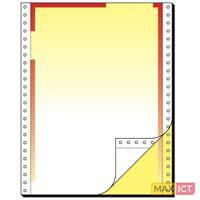Sigel 22246. Aanbevolen gebruik: Universeel, Kleur van het product: Wit, Geel, Media gewicht: 80 g/m². Vellen per pak: 500 vel