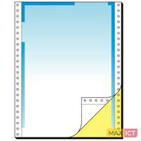 Sigel 26246. Aanbevolen gebruik: Universeel, Kleur van het product: Wit, Geel, Media gewicht: 80 g/m². Vellen per pak: 500 vel