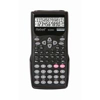Citizen Calculator Rebell SC2040 zwart wetenschappelijk