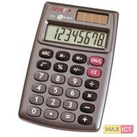 Genie 510 Pocket Basisrekenmachine Grijs calculator