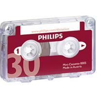 LFH0005/60 Cassettes voor dicteerapparaten Opnameduur (max.) 30 min.