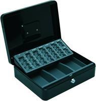 basi 2100-0800 Geldcassette (b x h x d) 300 x 90 x 240 mm Zwart