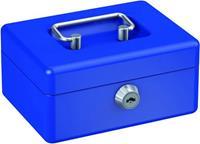 basi 2100-0100-BLAU Geldcassette (b x h x d) 125 x 60 x 95 mm Blauw