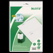 Leitz Folder Spine Labels For Active Prestige Grey 16900085
