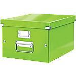 Leitz Click & Store WOW Opbergdoos A4 Karton Groen 28.1 x 37 x 20 cm