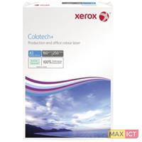 Xerox Colotech+ White A3 280gsm. Kleur van het product: Wit, Dichtheid: 92 procent. Aantal per pallet: 84 stuk(s), Aantal vel per pak: 150 vel, Media-afmetingen (1 vel): 280 g/m2