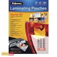 Fellowes Lamineerhoes Starter Kit 80micron