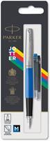 Parker Jotter Originals vulpen, blauw, op blister