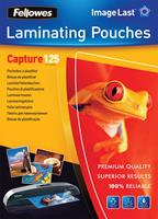 Lamineerhoes fellowes 60x90mm 2x125micron 100stuks