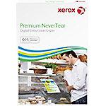 xerox Premium NeverTear Synthetisch Polyester print-/ kopieerpapier 003R98057 Mat 95µm 125 gram A3 Wit 100 vellen