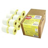 avery-zweckform AS0722420 Etiketten 101 x 54 mm Papier Wit 1 stuk(s) Permanent Adresetiketten