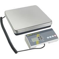 kern Pakketweegschaal Weegbereik (max.): 15 kg Resolutie: 5 g werkt op het lichtnet, werkt op batterijen Zilver