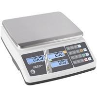 kern Retailschaal Weegbereik (max.): 6 kg Resolutie: 1 g werkt op het lichtnet, werkt op een accu