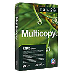 multicopy Zero Multifunctioneel print-/ kopieerpapier A3 80 gram Wit 500 vellen