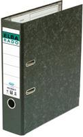 Oxford Rado ordner, ft folio, uit karton, rug van 8 cm, zwart