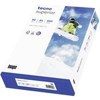Inapa Tecno Superior 2100011538 Printpapier, kopieerpapier DIN A4 500 vellen Wit