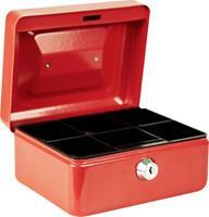 Burg Wächter MONEY 5015 red Geldcassette (b x h x d) 150 x 80 x 120 mm Rood