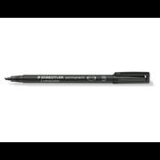 STAEDTLER 314 Folienstift Lumocolor B - permanent,B-Spitze, ca. 1.0-2.5 mm