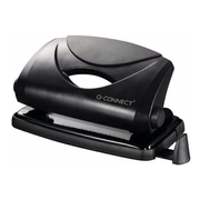 Connect Perforator 8 sheets Black hole punch
