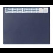 Durable 720407 desk pad Navy
