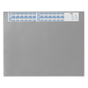 Durable 720410 desk pad Grey